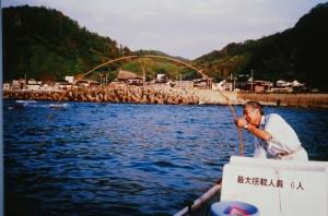 ただ一人許された釣り場 今泉港の禁漁区でメバルを釣る